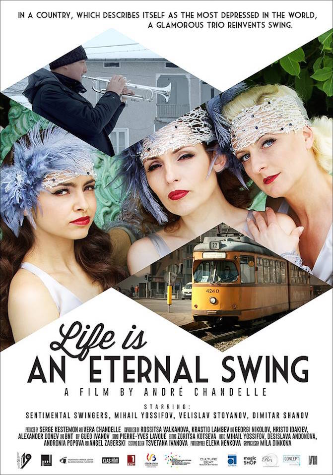 Live is an Eternal Swing