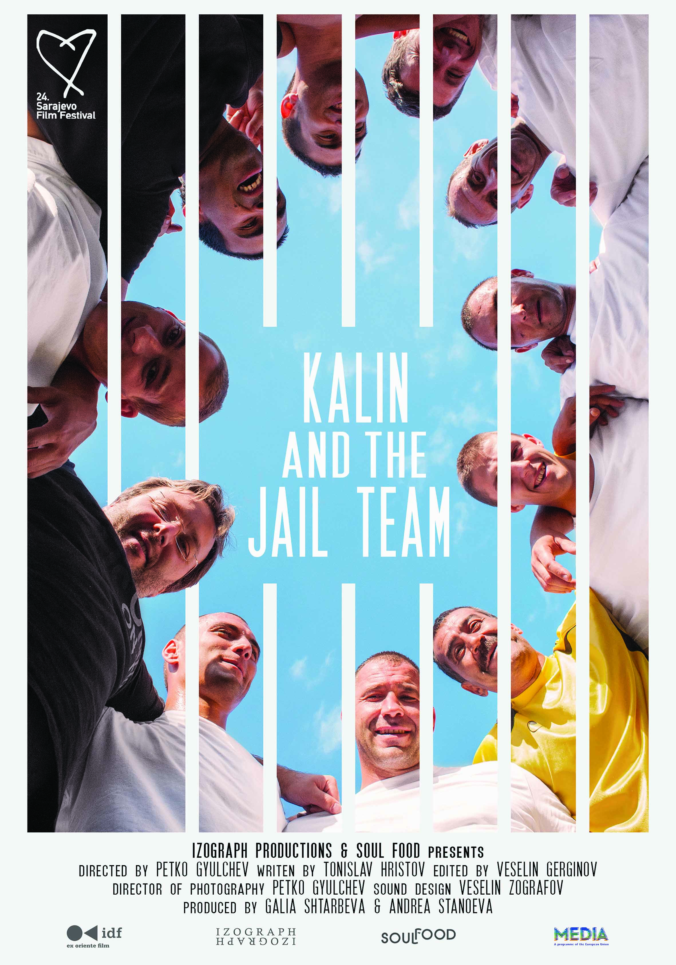 Kalin and the Jail Team